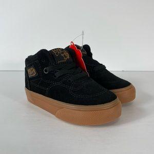 Vans Half Cab Black Gum Sneakers